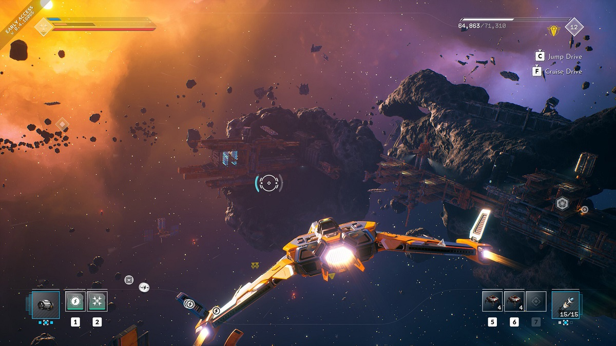 Everspace 2 developer drops hint over planned 2022 console release