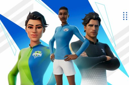 How to get the new soccer skins and Pelé emote in Fortnite for free
