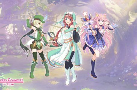 Best princesses to get early in Princess Connect! RE: Dive