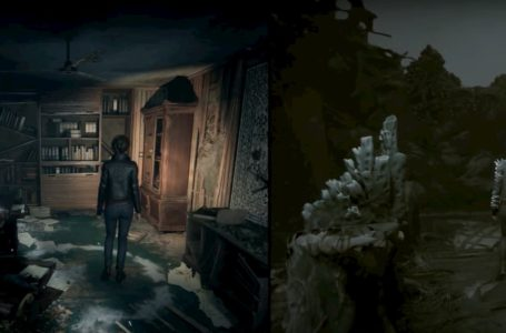 The Medium footage flaunts its spooky investigative mechanics