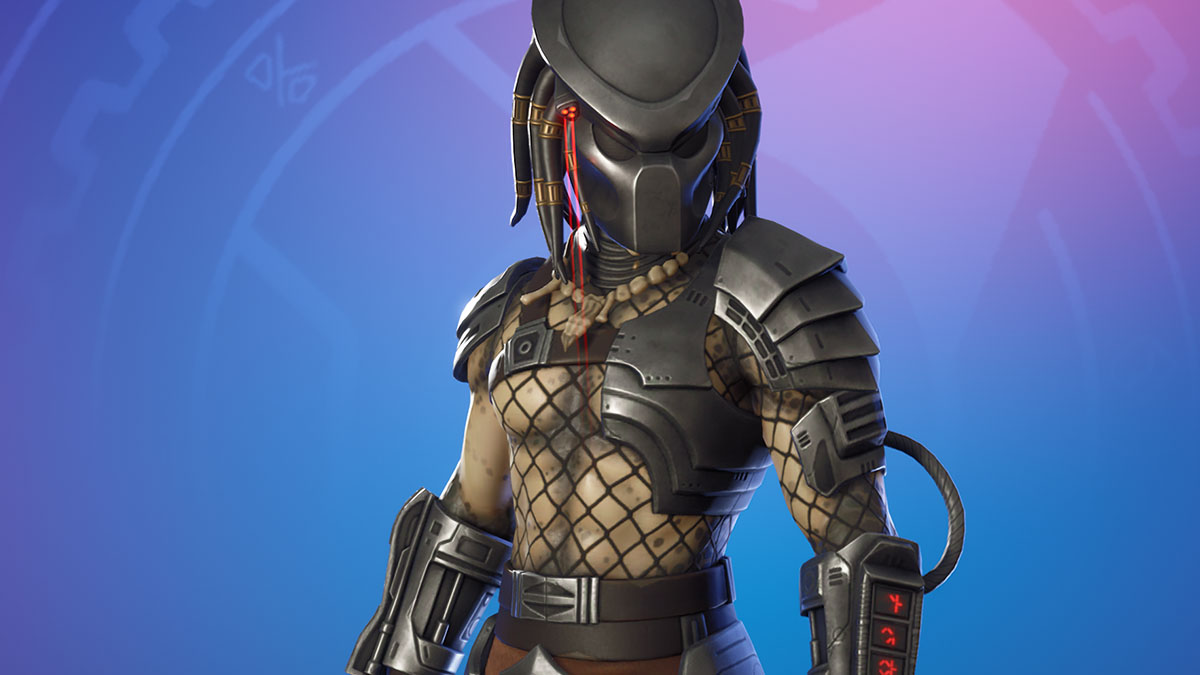 Fortnite adds the Predator as part of Chapter 2 Season 5