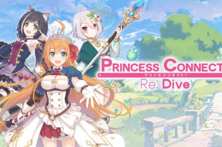 Best tanks in Princess Connect Re: Dive