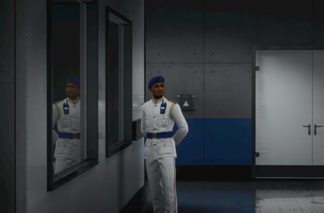 How to disguise yourself as the recruit in the (In)Security Dubai mission in Hitman 3