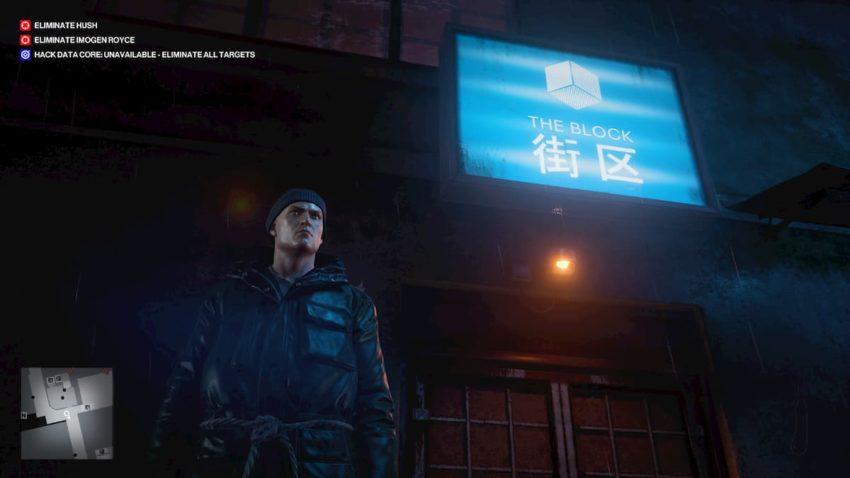 Hitman 3 Chongqing Impulse Control