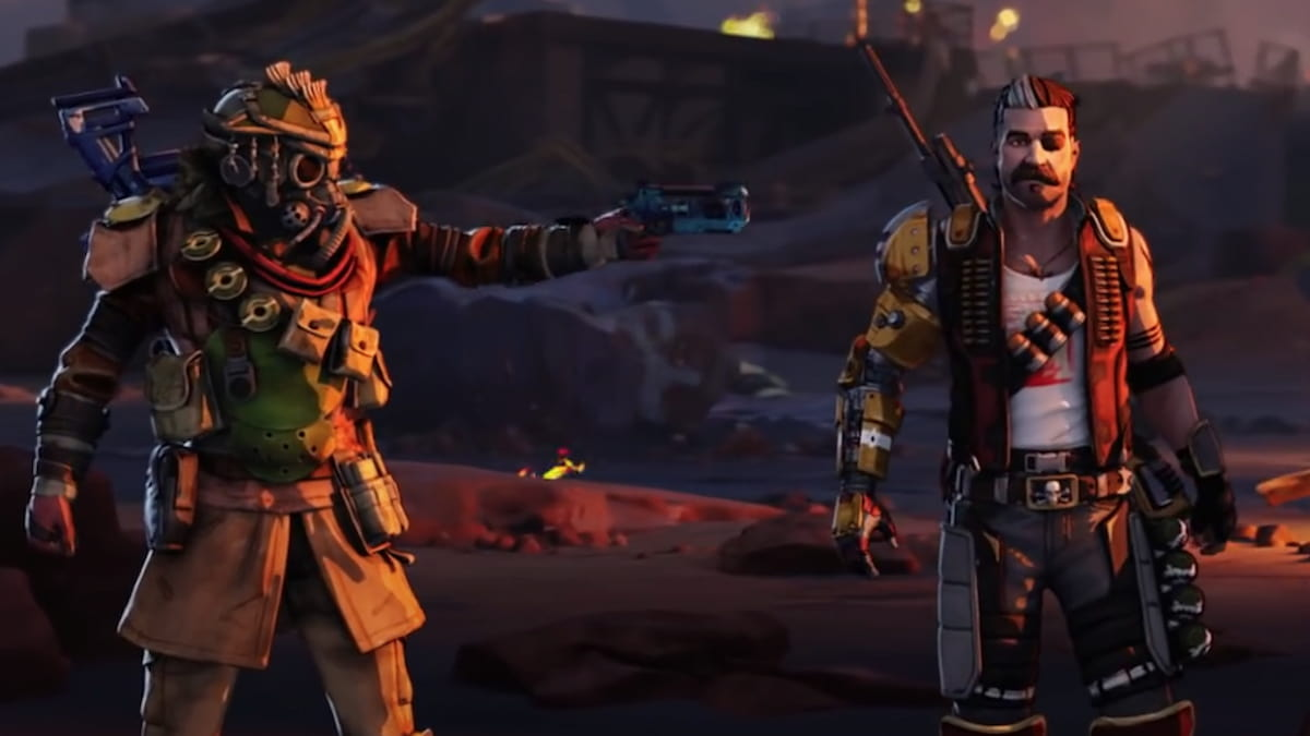 Indie Studio Accuses Apex Legends of Copying Character Design