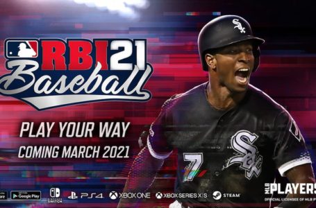 White Sox infielder Tim Anderson named RBI Baseball 21 cover athlete