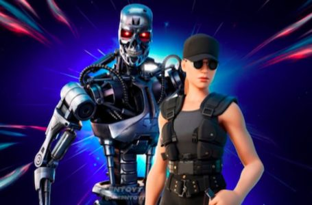 Fortnite Terminator skins suddenly appear in the PlayStation Store