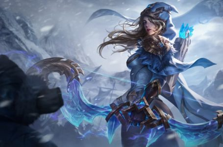 The best Ashe build in League of Legends: Wild Rift – cost, abilities, skins