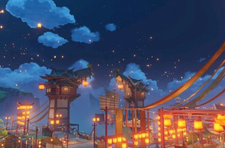 What is Festive Fever in Genshin Impact's Lantern Rite Festival?