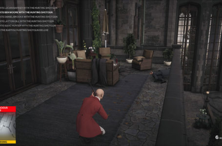 How to complete The Percival Passage Escalation Contract in Hitman 3
