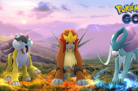 Best moveset for Entei in Pokémon Go