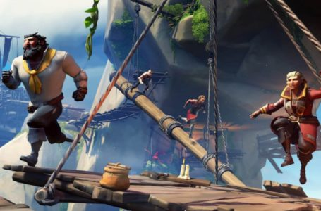 How to climb up and ring the bell found high atop the Glorious Sea Dog Tavern in Sea of Thieves – Jumping Challenge Route guide
