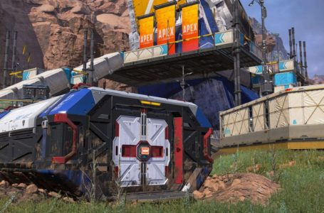 How to open Explosive Holds on Kings Canyon in Apex Legends Season 8: Mayhem