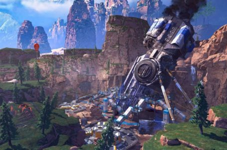 Ranked Season 8 is split between Obliterated Kings Canyon and Olympus in Apex Legends
