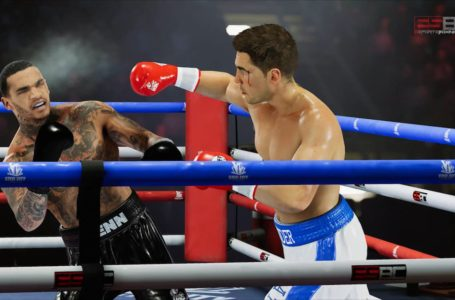 eSports Boxing Club roster – Full list of playable boxers