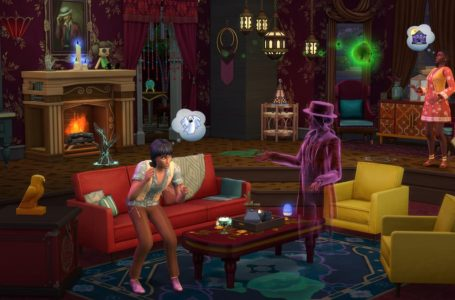 How to perform a séance in The Sims 4: Paranormal