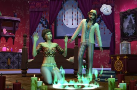 How to increase your Medium skill in The Sims 4: Paranormal