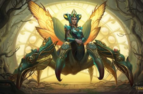 Arachne best build in Smite Season 8