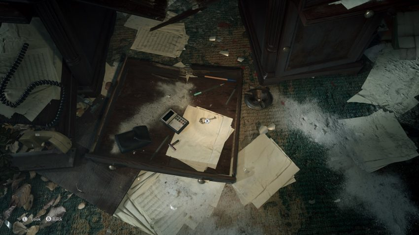 How to solve the Thomas office puzzle in The Medium