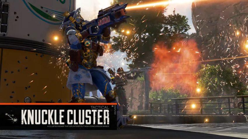 Knuckle Cluster