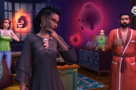 How to summon Bonehilda in The Sims 4: Paranormal