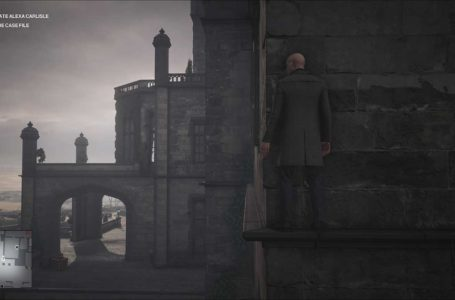 Hitman 3 Silent Assassin Suit Only guide for Dartmoor
