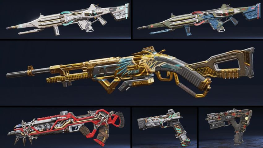 Weapon Skins S8