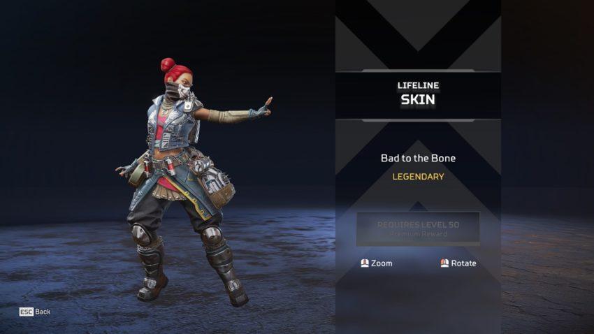 Bad to the Bone