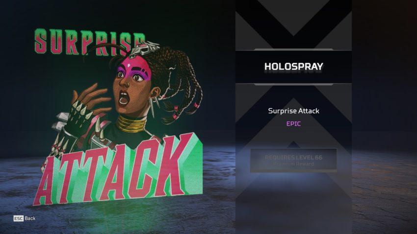 Surprise Attack (Rampart)
