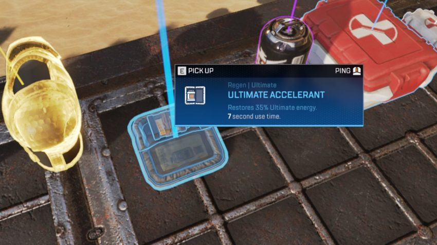 ultimate accelerant info