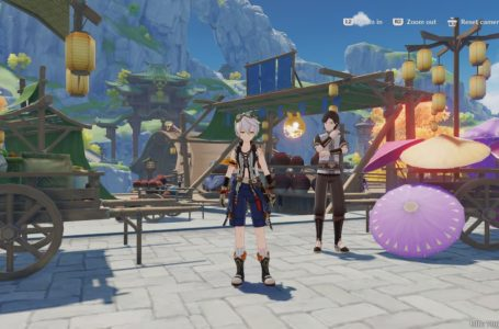 Five Flushes of Fortune camera event guide – Genshin Impact, how to get red, blue, gold, brown and purple photos