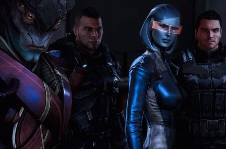 Mass Effect Legendary Edition will be missing one notable DLC pack