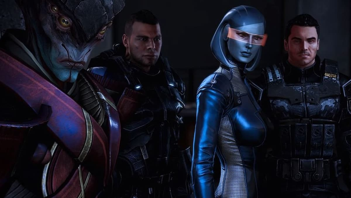 Mass Effect Legendary Edition won't include one notable piece of DLC
