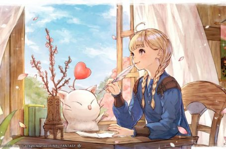 How to find the Valentione's Day 2021 event in Final Fantasy XIV