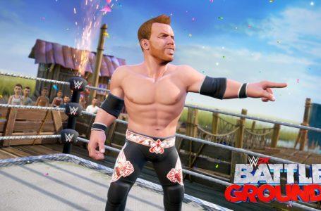 How to unlock Christian in WWE 2K Battlegrounds