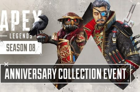 Anniversary Collection Event – Takeovers, Features, Release date Apex Legends