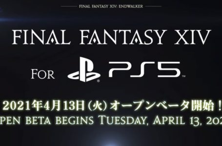 Final Fantasy XIV open beta coming to PlayStation 5, Square Enix CEO leaks announcement date for patch 5.5