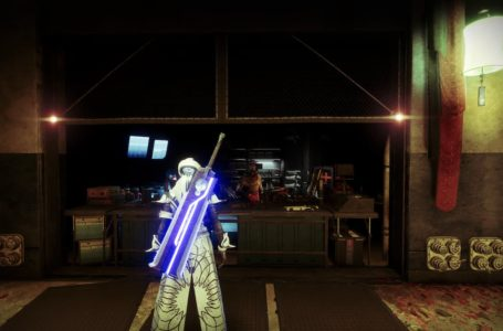 How to get the Extra Reserves mod in Destiny 2