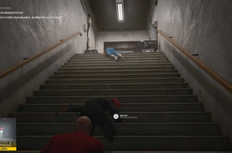 Hitman 3 Silent Assassin Suit Only guide for Chongqing