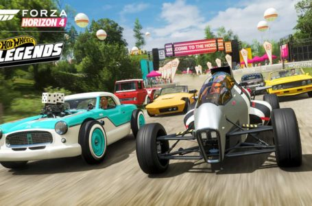 Forza Horizon 4 cruising over to Steam next month