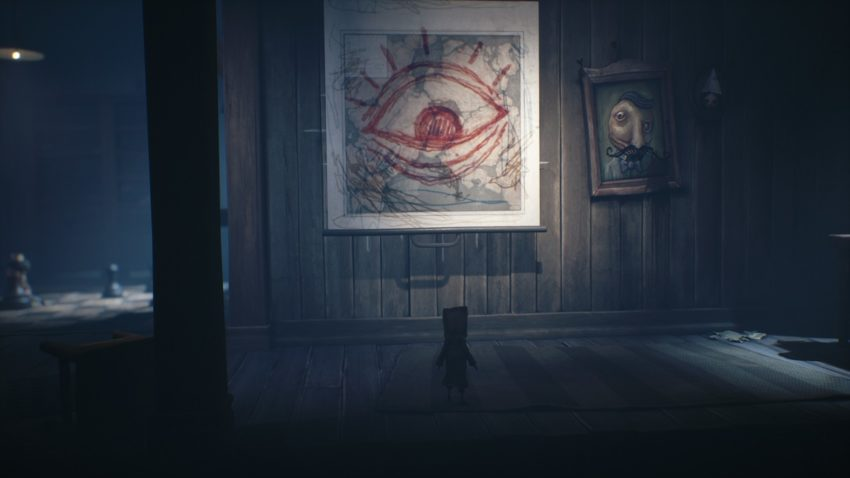 How to solve the chess puzzle in Little Nightmares II