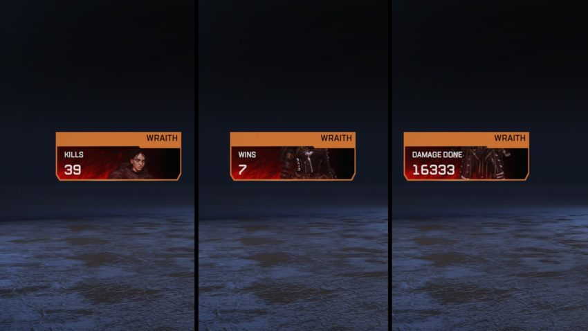 Wraith Trackers