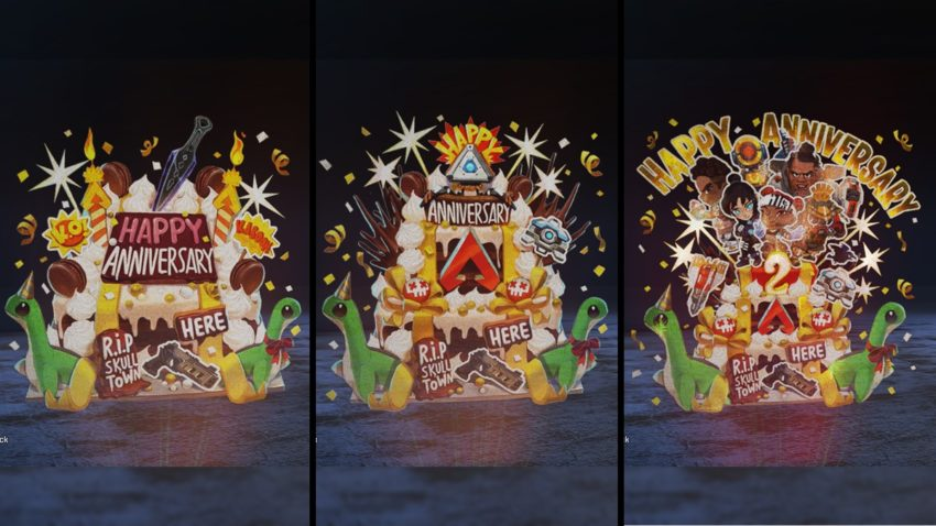 Anniversary Holo-Sprays