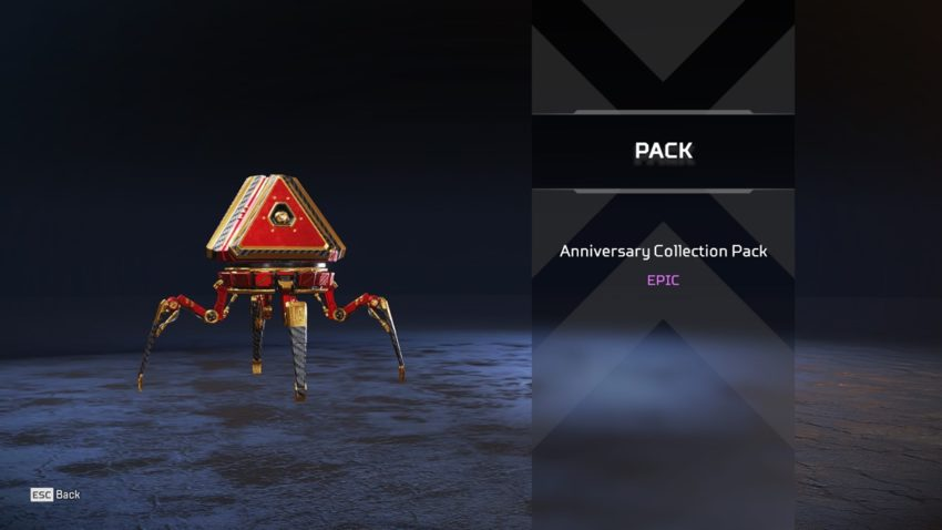 Anniversary Collection Pack