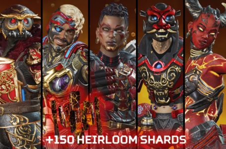 The cheapest way to get Heirloom Shards and the entire Anniversary Collection in Apex Legends