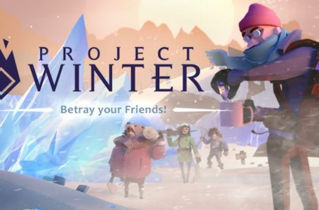 How to survive blizzards in Project Winter