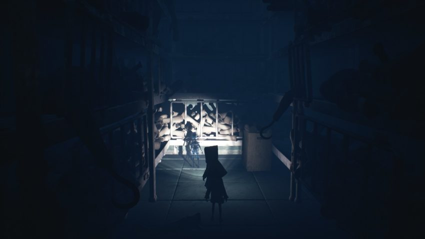 Where to find all Glitching Remains in Little Nightmares II