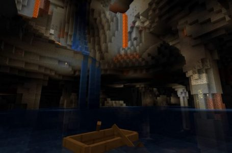 How Dripstone growth works in Minecraft