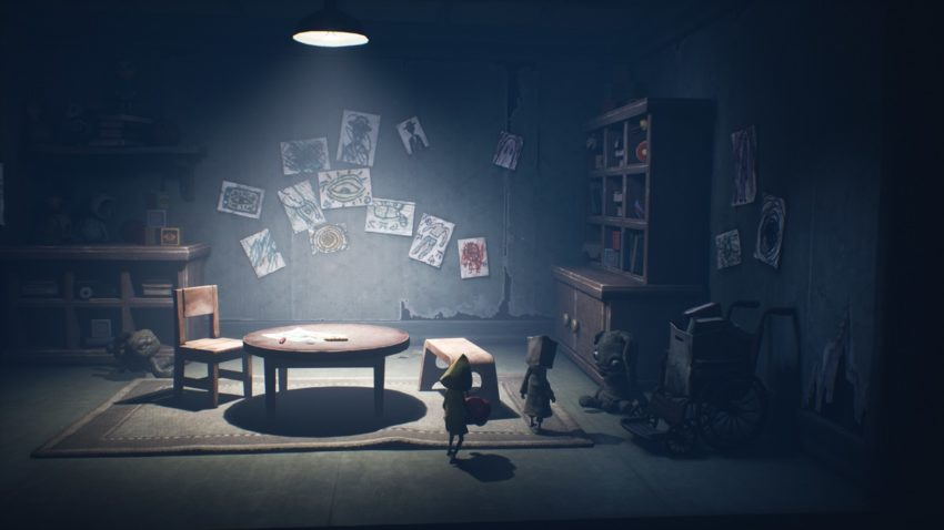How to solve the hospital fuse puzzle in Little Nightmares II