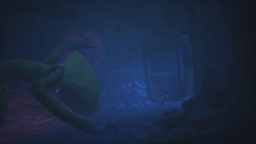 How to defeat Monster Six in Little Nightmares II